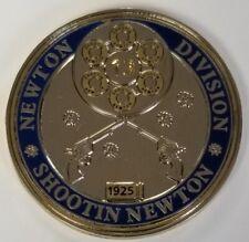 LAPD Los Angeles Police Department NEWTON DIVISION SHOOTIN NEWTON  Coin