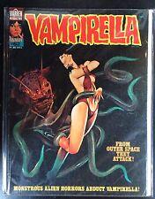 Vampirella Magazine #62 August 1977 FN- Warren Horror