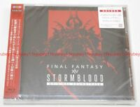 STORMBLOOD FINAL FANTASY XIV Original Soundtrack Blu-ray Code Japan SQEX-20053
