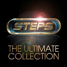 STEPS THE ULTIMATE COLLECTION CD (GREATEST HITS / VERY BEST OF)