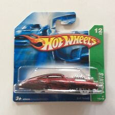 Hot Wheels Treasure hunt super Evil Twin. 12/12 Short Card