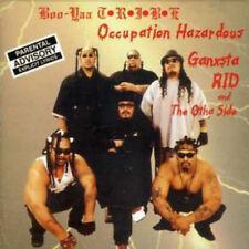 BOO YAA TRIBE - OCCUPATION HAZARDOUS (CD, 1995, First Kut Music)