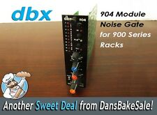 DBX 904 Module Noise Gate Card for use with 900 Series Rack