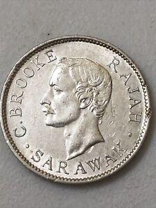 Sarawak - 1900H 10c KM#9 in AU