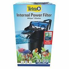 30 Gallon Tetra WHISPER Internal Filter For aquariums Fish Turtle, Air Pump Tank
