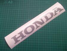 Honda.. puerta.. vinilo autoadhesivo con auto.. x2...
