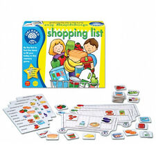 Orchard Toys Educational Children's Game: Shopping List (NEW) 3 - 7 Years