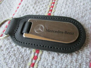 Mercedes Benz Bedford Quality leather keyring,great condition fast post
