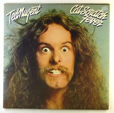 "12"" LP - Ted Nugent - Cat Scratch Fever - E207 - cleaned"