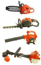 Husqvarna Battery Operated Toy Kids Lawn Equipment Package