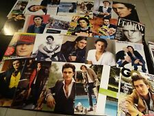 Orlando Bloom Clippings  100+ pages  #1