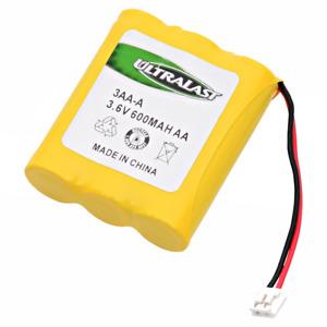 Dantona Industries 3AA-A Cordless Phone Battery, 3.6V, 600mAH