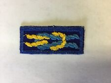 Cub Scouter Award Square Knot