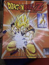 Anime Sideshow Figure Dragon Ball Z R&M 003/555 Goku Statue! VERY RARE! MBO