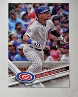 2017 Topps #502 Willson Contreras - NM-MT