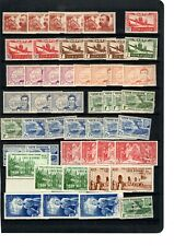 Ivory Coast - MNH/MM Collection