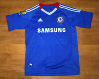 adidas Chelsea 2010/2011 home shirt (Size M)