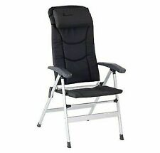 Isabella 700006242 Thor Folding Caravan Chair - Dark Grey