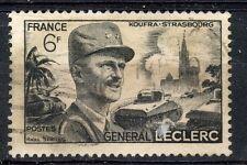 STAMP / TIMBRE FRANCE OBLITERE N° 815 / CELEBRITE / GENERAL LECLERC