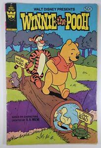 WINNIE THE POOH WHITMAN #23 (PRE-PACK) RARE !!!! VF+/NM Walt Disney WHITMAN 1980