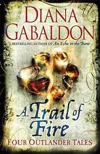 Diana GABALDON / TRAIL of FIRE      [ Audiobook ]