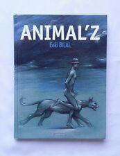 BD - Animal'z / EO 2009 / ENKI BILAL / CASTERMAN