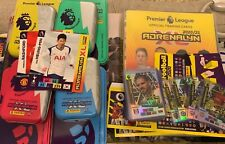 Panini Adrenalyn XL Premier League 2020/21 Full Album Complete with Signed LEs