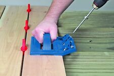 Deckdriver Deck Jig Driver Bit Tool with Depth Collar and Allen Wrench Magnetic