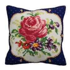 Collection D'Art Cross Stitch Cushion Kit: Meissen Gauche CD5140