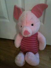"Disney Corduroy Piglet Plush 23"""