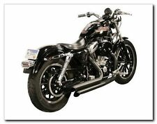 Samson Legend street sweepers XL1-959B  Exhaust system Harley Sportster xl