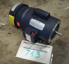 Leeson 111950, .50hp, 1725rpm, 56C, 115/230, TEFC, 1 ph, C6K17FK21F, brake motor