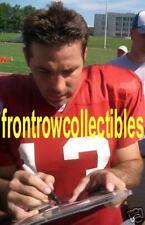 Kurt Warner Signed St Louis Rams Jersey Number PROOF SB