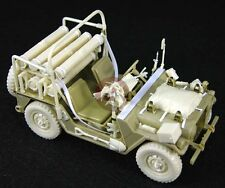 Legend 1/35 IDF M151A2 OREV Missile Carrier Late TOW (for Tamiya/Academy) LF1141