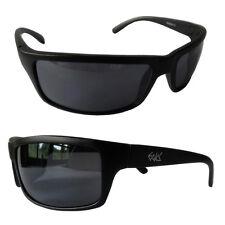 EAKS® Herren Designer Sport Sonnenbrille schwarz black Biker Gangster Hip Hop