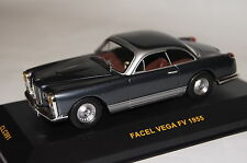 FACEL vega FV 1955 gris 1:43 IXO Nouveau & OVP clc091