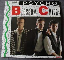 Blossom Child, psycho / your brain, Maxi Vinyl