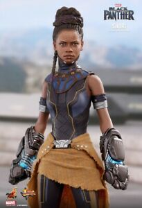 Hot Toys Black Panther MMS501- Shuri 1/6th Scale Collectible Figure903734 NEW
