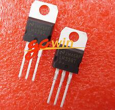 10PCS LM338T LM338 Voltage Regulator 1.2V To 32V 5A TO-220