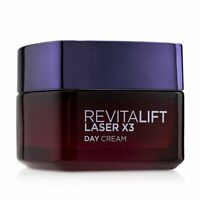 L'Oreal Revitalift Laser x3 Day Cream 50ml Moisturizers & Treatments