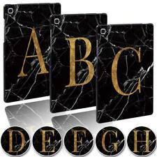 """26 letters Slim tablet Cover Case for Samsung Galaxy Tab A A6 7"""" 10""""/Tab E S5E"""