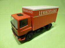 LION CAR  1:50  DAF 75 LEKKERLAND   HOLLAND   - CAR IN GOOD CONDITION