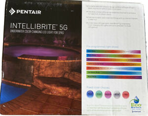 Pentair Intellibrite 5G Underwater LED Spa Light 100 Foot Cord 12V