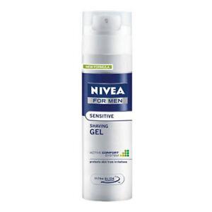 NIVEA Men Sensitive Gel Beard 6.8oz