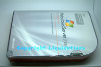 Microsoft Windows Server 2008 Enterprise - 25 client English, DVD boxed software