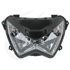 A light headlight optics before motorbike new kawasaki z800 2013 2014 2015
