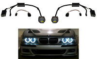 BMW X3 E83 40 Watt LED Angel Eyes Cree Chip Marker Corona Ringe a2