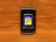 AT&T BlackBerry 9810 Torch Qwerty Phone 8gb Black
