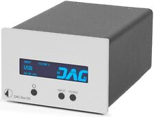 Pro-Ject Dac Box DS (Silver) - FACTORY OUTLET STOCK