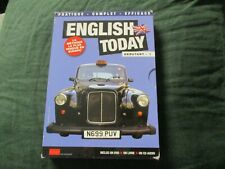"COFFRET DVD + CD + LIVRE ""ENGLISH TODAY : DEBUTANT, VOLUME 1"""